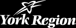 york region black logo